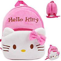 Детский рюкзак Хеллоу Китти Детские рюкзаки в садик. Коллекция Дисней d95ad644af3b8