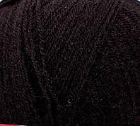 Пряжа Himalaya Lana Lux 800, цвет Черный