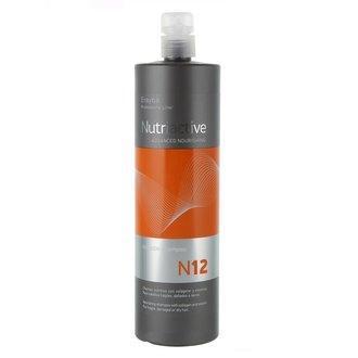 Erayba N12 Collastin Shampoo (Питание и увлажнение) 1000 мл