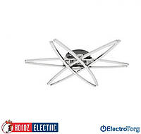 "Люстра ""AVALON"" SMD LED 35W 4000K хром 2100Lm 110-240V Horoz Electric (Хороз Электрик)"