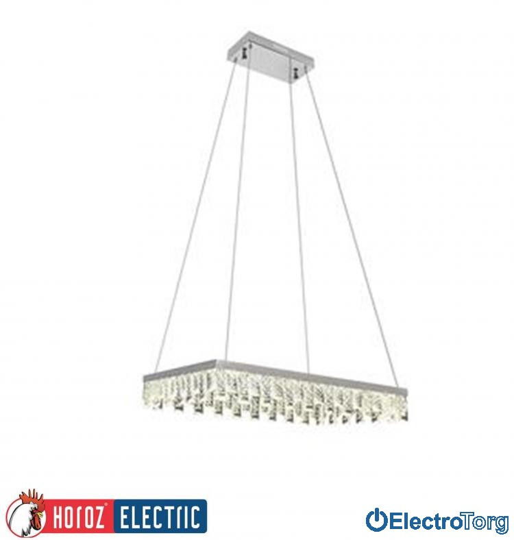 "Люстра ""NIRVANA-40"" LED 40W Horoz Electric (Хороз Электрик)"