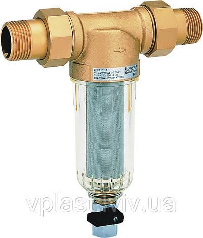 Фільтр механічного очищення води Braukmann (Honeywell) FF06-1/2AA, фото 2
