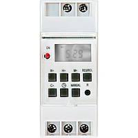 Реле времени электронное Feron TM41 для монтажа на DIN рейку, фото 1