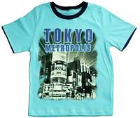 """Футболка для мальчика """"Токио"""""""