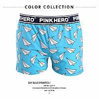 Мужские трусы семейки Pink Hero air в стиле