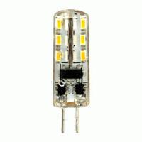 Светодиодная LED лампа Feron G4 LB420 12V 2W в силиконе