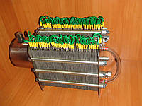 Электролизер 36 пластинчатый с Бачком скоммутирован в МПГ(монополярную гирлянду)