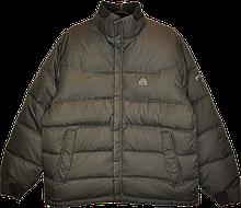 Мужская зимняя спортивная куртка-пуховик ACG от Nike.