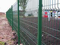 Металлические заборы, заборные секции Днепропетровск