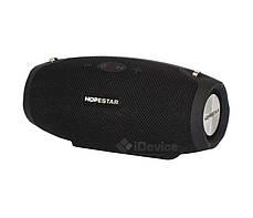 Блютуз колонка Hopestar H26 mini USB, FM, фото 3