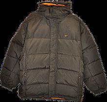 Мужская спортивная зимняя куртка Nike.