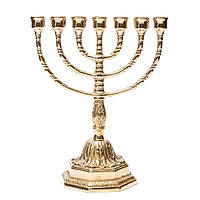 Еврейский подсвечник на 7 свечей Менора 82.305 Alberti Livio