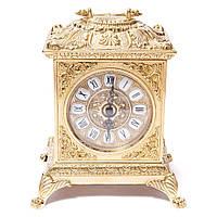 Квадратные часы для камина Alberti Livio