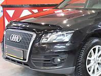 Дефлектор капота (мухобойка) AUDI Q5 (кузов 8R) с 2008 г.в.