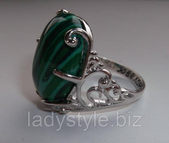 купить украшение кольцо колье  серьги малахит подарок девушке