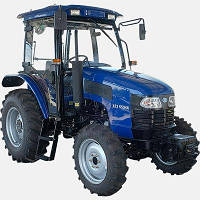 Трактор ДТЗ 5504К (50 л.с. 4х4, кабина, ГУР), фото 1
