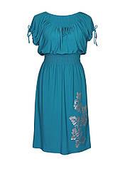Платье лиф на резинке Лоза