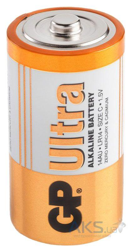 Элемент питания GP C LR14 Ultra Alkaline (14AU-U2) 1шт