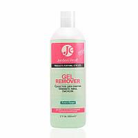 Gel Remover  АЛОЭ  Jerden PROFF 500 ml (ср-во для снятия гель-лака ) зеленый