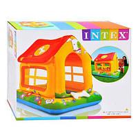 Надувной игровой центр intex