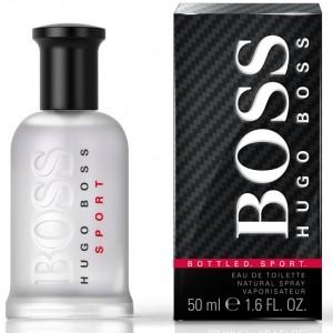 Hugo Boss Bottled Sport туалетная вода 100 ml. (Хуго Босс Ботл Спорт)