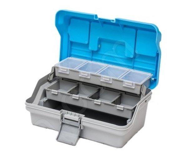Ящик рибальський Goss 2 полиці