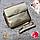 Женская маленькая сумка золотая, фото 2