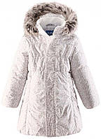 Пальто для девочки, Lassie by Reima, светло-бежевое (116) (721698_0111 св.бежевий)