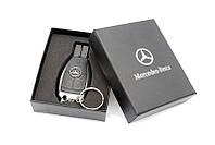 USB флешка в виде ключа Mercedes Мерседес 64GB + Подарочная Коробочка