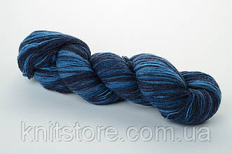 Пряжа Aade Long Kauni Artisric Yarn 8/1 Синий 2