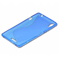 Чехол  New Line X-series Case Sony D5102/D5103/Xperia T3 Blue