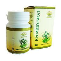 Кремнио-биол 90таб  источник кремния, активизирует обменные процессы, нормализирует иммунологические реакции., фото 1