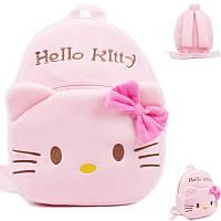 Детский рюкзак Хелло Китти розовый