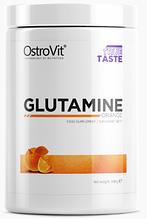 Глютамин GLUTAMINE 500г Вкус: Апельсин