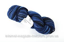 Пряжа Aade Long Kauni Artisric Yarn 8/2 Синий 2