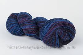 Пряжа Aade Long Kauni Artisric Yarn 8/2 Голубая Лила