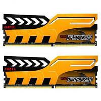 Модуль памяти для компьютера DDR4 16GB (2x8GB) 3000 MHz EVO Forza Yellow GEIL (GFY416GB3000C16ADC)