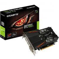 GIGABYTE відеокарта nVIDIA GTX 1050TI 4 GB GDDR5 128-bit Core: 1430Mhz GV-N105TD5-4GD