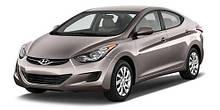 Hyundai Elantra (MD) 2010-
