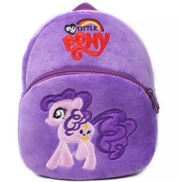 Детский рюкзак Пони сиреневый My little pony