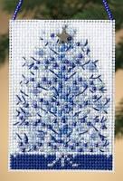 Набор для вышивки MillHill Silvery Tree