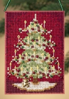 Набор для вышивки Mill Hill Victorian Tree