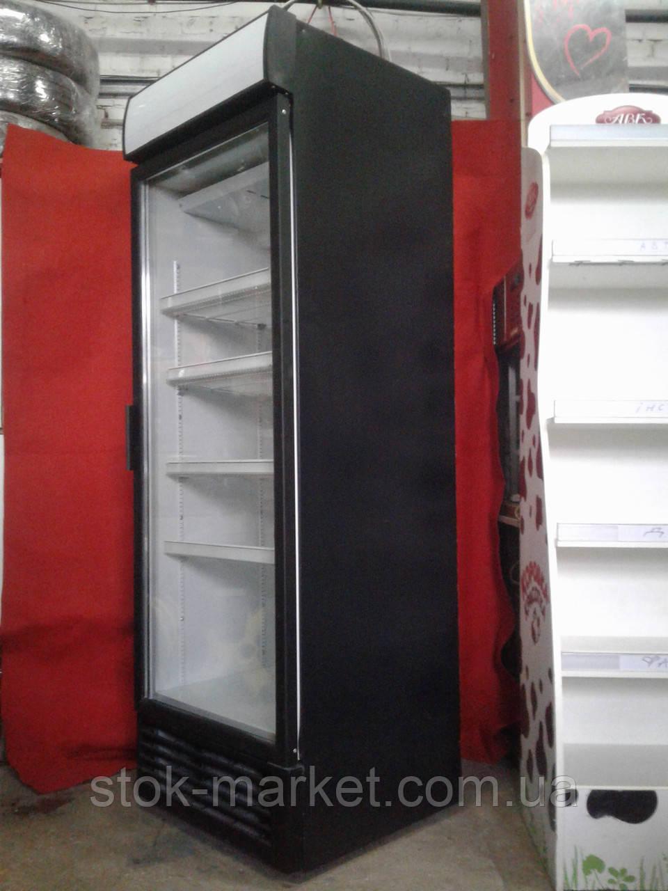 Холодильный шкаф Интер 400 - Т б/у, шкаф холодильный б у, холодильный шкаф витрина бу