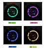 LED подсветка на колесо велосипеда, 2 шт. в компл , фото 4