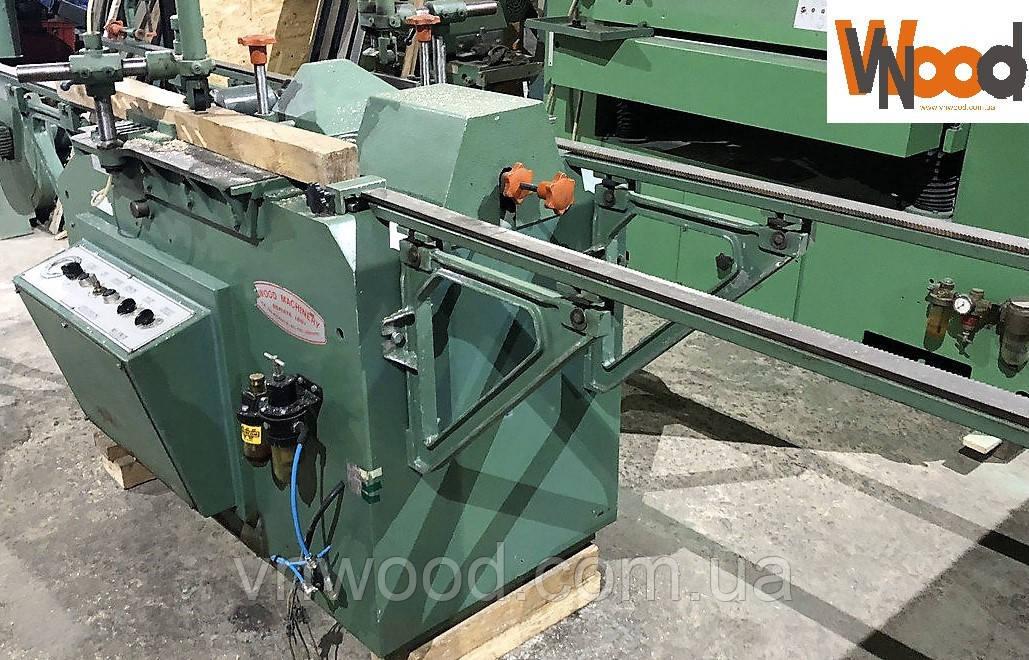 Автоматичний свердлильно-пазувальний верстат EPM/70 Wood Machinery