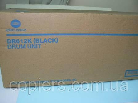 DR612 K Drum Unit Black Konica Minolta Bizhub c452 /c552/ c652 A0TK0RD оригинал, dr-612 k, A0TK0RD