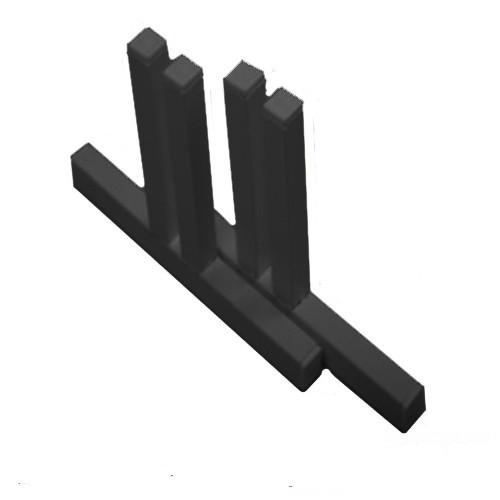 Подставка ножки для керамической панели обогревателя Камин для серии easy heat