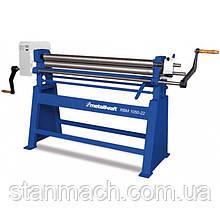 Гибочный вальцевый станок Metallkraft RBM 1050-22