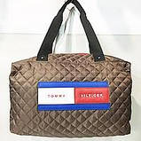 Брендові спортивні сумки Dolce&Gabbana (чорний глянцевий)28*39див, фото 6