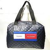 Брендові спортивні сумки Dolce&Gabbana (чорний глянцевий)28*39див, фото 7